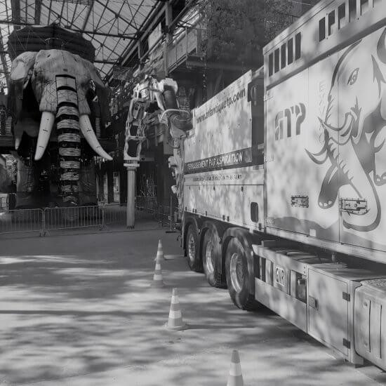 aspiratrice elephant